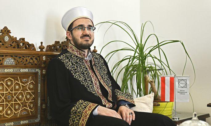 Ibrahim Olgun, der Chef der Islamischen Glaubensgemeinschaft, wird auch intern kritisiert.