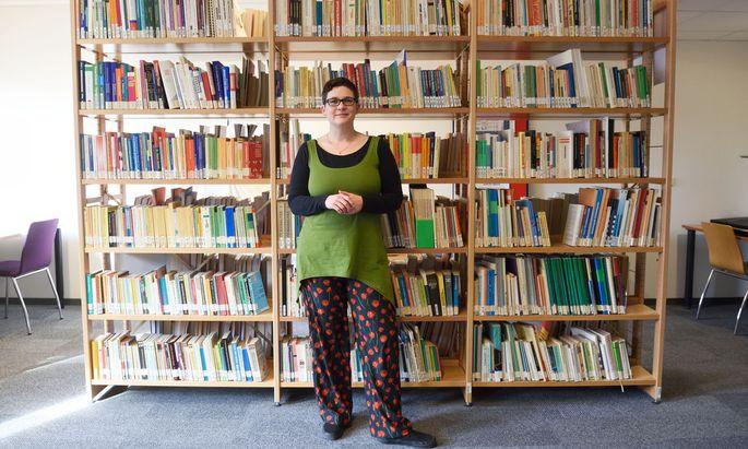 Hanna Worliczek möchte einen Bogen zwischen fundierter historischer und aktueller Wissenschaftsforschung spannen.