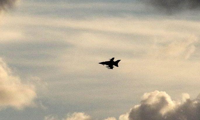 Symbolbild: britischer Tornado