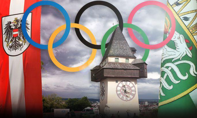 Der steirische Landtag äußerte sich eher skeptisch über eine mögliche Olympiabewerbung von Graz und Schladming für 2026.