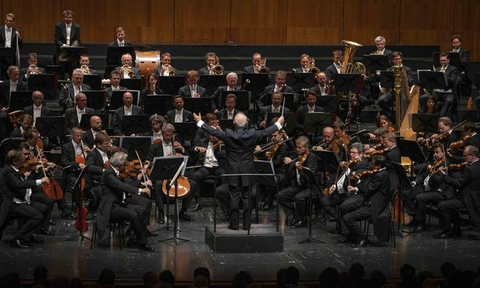 Daniel Barenboim brillierte mit Mahler.