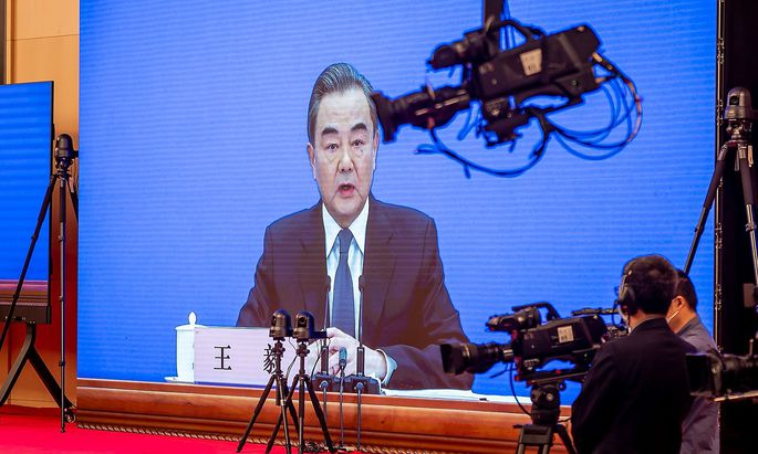 Außenminister Wang Yi
