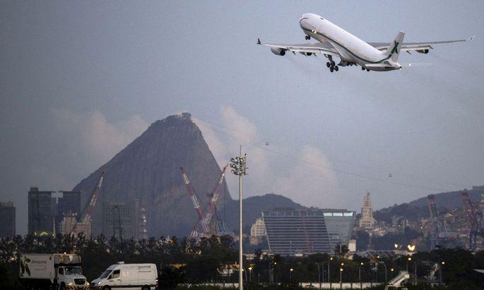 FILES-BRAZIL-ECONOMY-TRANSPORT-INFRASTRUCTURE