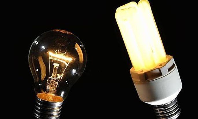 Gluehbirne energiesparlampe Teuer