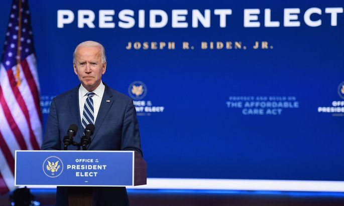 Biden führt in Georgia mit einem Abstand von 14.111 Stimmen