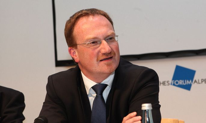 Ökonom Lars Feld