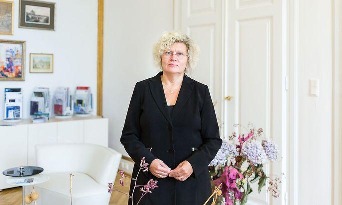 TU-Rektorin Sabine Seidler