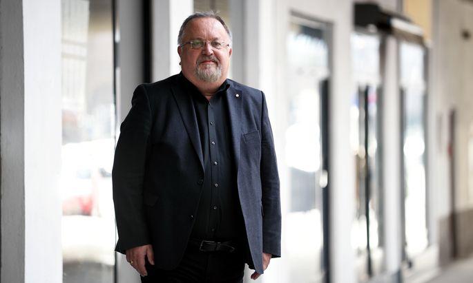 Handelsexperte Peter Schnedlitz.