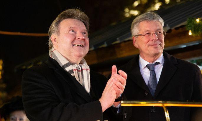 Michael Ludwig und Peter Kaiser, SPÖ