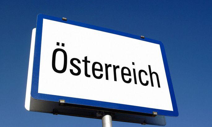 Ortstafel Oesterreich