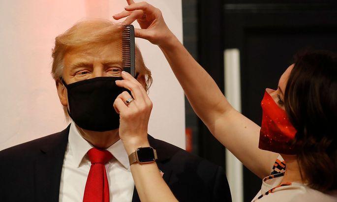 Trump bringt Verschiebung von US-Wahl ins Gespräch
