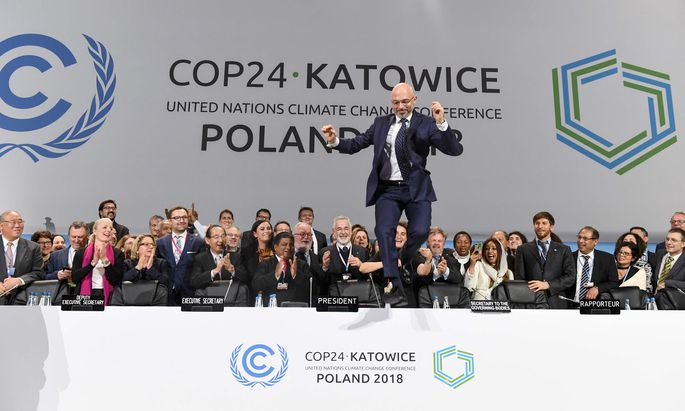 POLAND-CLIMATE-ENERGY-COP24-ENVIRONMENT