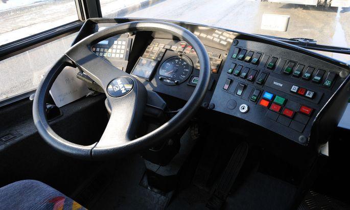 Bus der Wiener Linien
