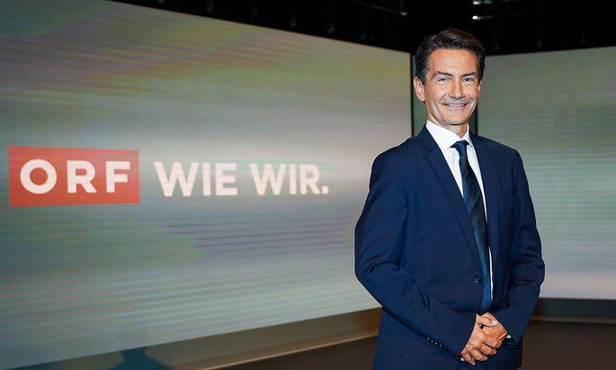 Mag. Roland Wei�mann zum ORF-Generaldirektor bestellt