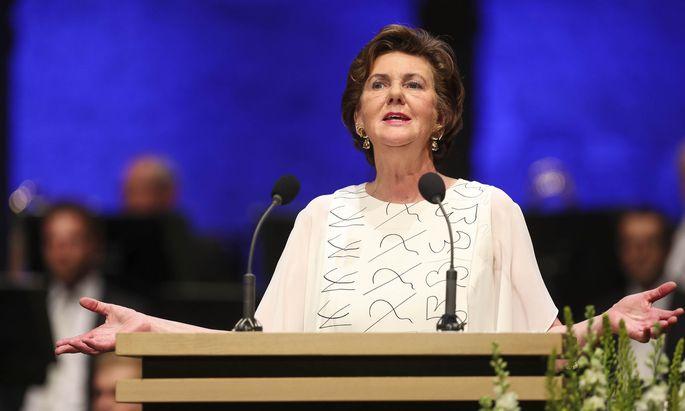 Festspielpräsidentin Helga Rabl-Stadler