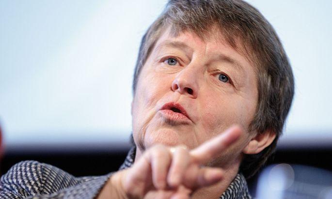 Brigitte Ederer muss Aufsichtsratsposten bei den ÖBB aufgeben