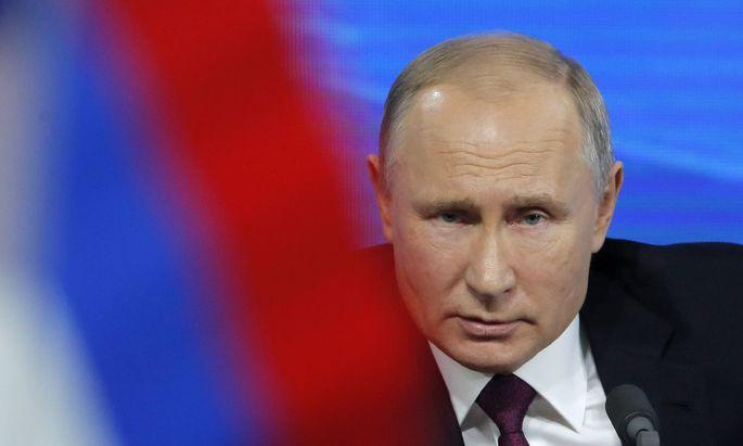 Der Preis, den die russische Bevölkerung für die außenpolitischen Abenteuer Wladimir Putis zahlt, ist hoch