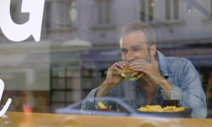"""Am 1. April eröffnet """"Real Vegan Burger"""" in der Josefstädterstraße."""