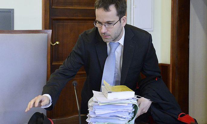 Staatsanwalt Johannes Windisch verzichtete auf die Bekämpfung des Freispruchs.