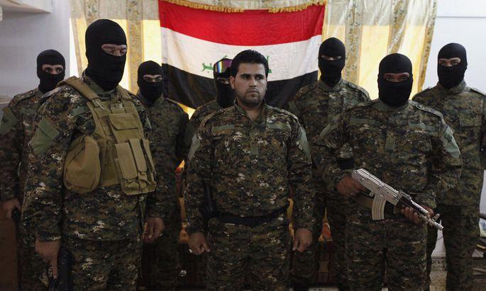 Iran schickt 4000 Elitesoldaten