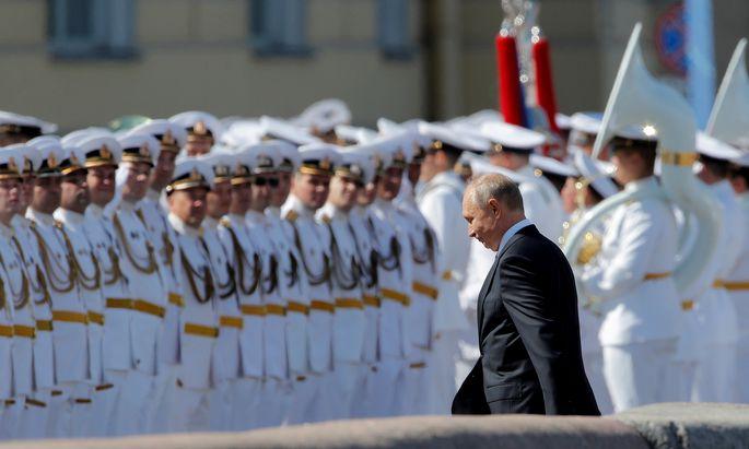 Wladimir Putin.