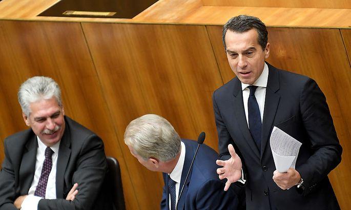 """Kern fordert von Schelling """"a little more action"""""""