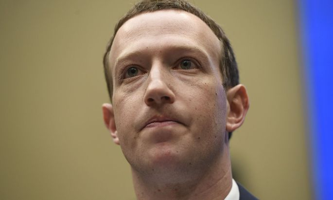 Der Brüssel-Besuch wird Zuckerberg nicht erspart bleiben.