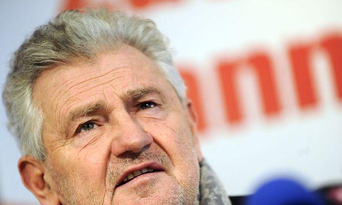 Der FPÖ-Spitzenkandidat Andreas Mölzer soll die EU mit der Nazi-Diktatur verglichen haben.