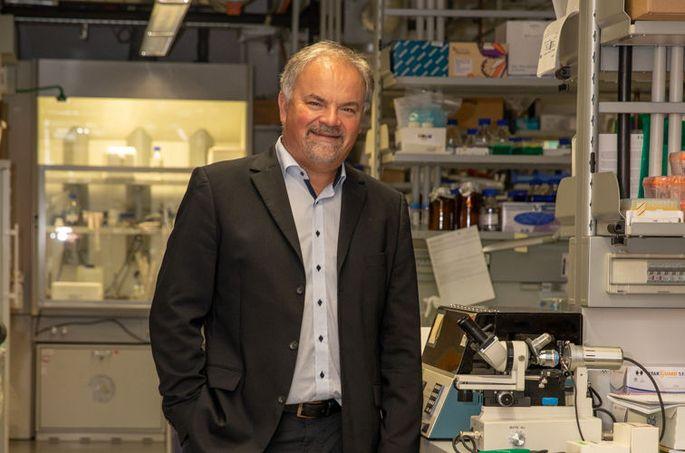 Jürgen Knoblich ist Mitglied der Päpstlichen Akademie der Wissenschaften.