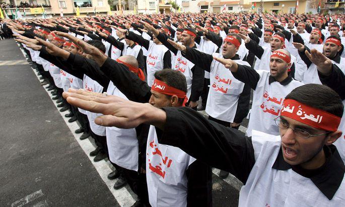 Nahost Konflikt Hisbollah Problem
