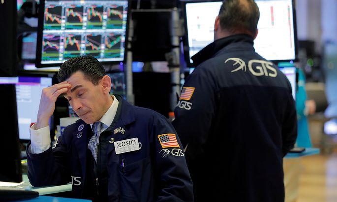 Am vergangenen Donnerstag kam es aus heiterem Himmel zu einem schweren Börsenabsturz.