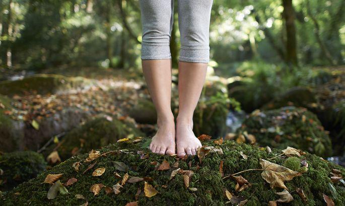 Wir spüren, dass uns Hautkontakt mit der Natur guttut. Warum das so ist, wird meist nicht hinterfragt.