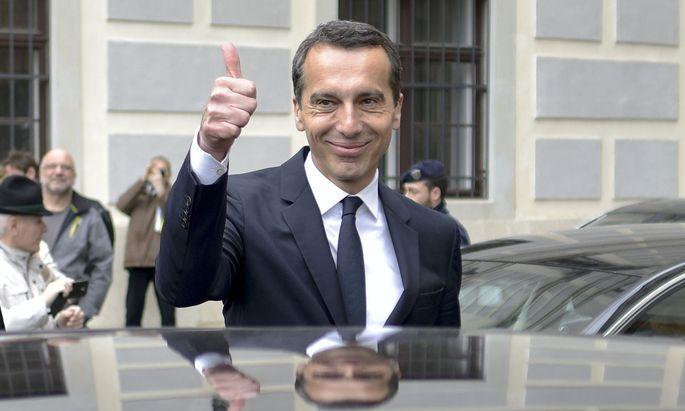 Kanzler Kern will Brüssel persönlich überzeugen