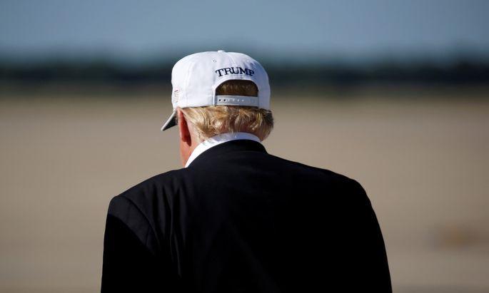 Donald Trump wird das Privileg, einen neuen Höchstrichter zu bestimmen, nun bereits zum zweiten Mal zuteil.