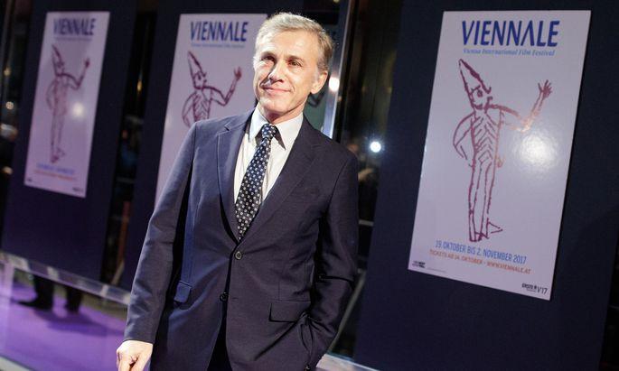 """Er sei ganz furchtbar im Improvisieren, gesteht Viennale-Stargast Christoph Waltz: """"Ich bin nur gut, wenn's gut geschrieben ist."""""""
