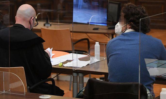 WIEN: PROZESS GEGEN MITGLIEDER DER 'EUROPAeISCHEN AKTION' AM LANDESGERICHT WIEN