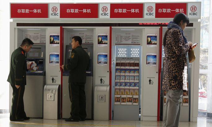 China Finanzkrise