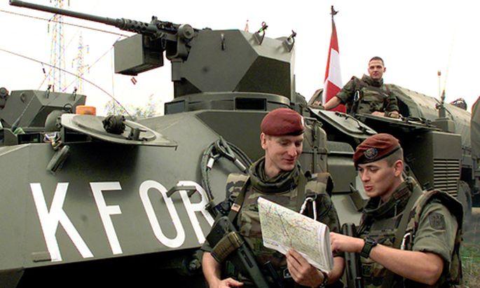 Österreicher übernimmt KFOR-Vizekommando