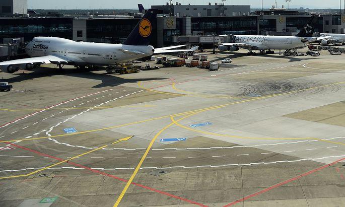 Flughafen Frankfurt Flugstatus