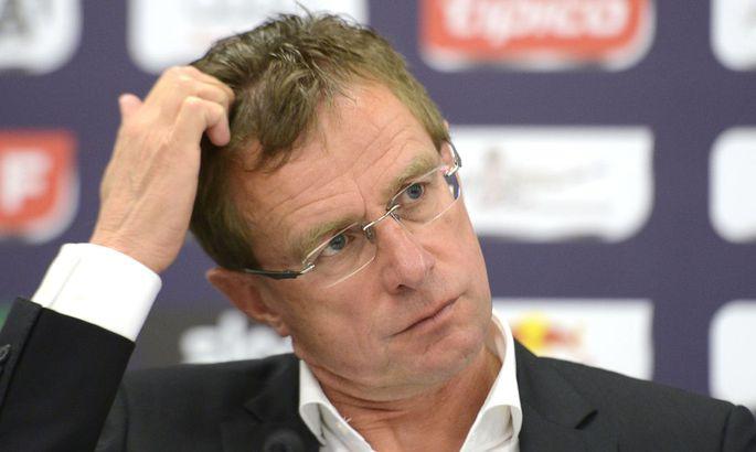 Rangnick will noch heuer mit RB Leipzig in die Bundesliga aufsteigen.