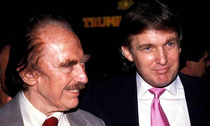 Trumps Großvater