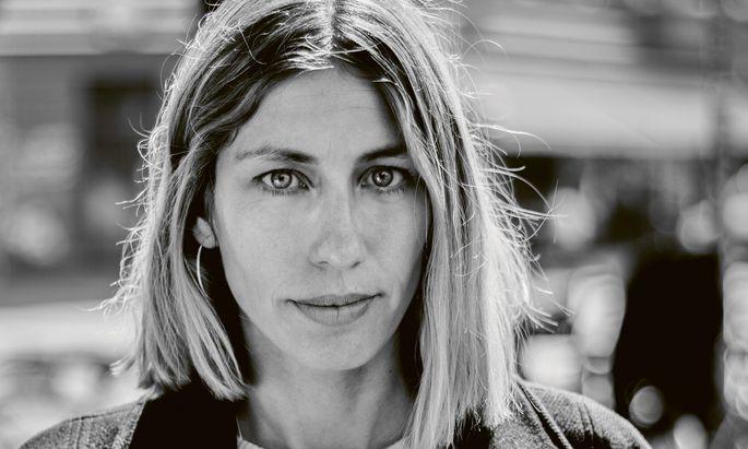 Die gebürtige Deutsche Katharina Höftmann Ciobotaru lebt seit einigen Jahren in Tel Aviv.