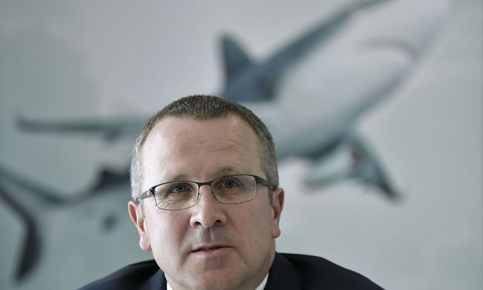 FACC-Chef Robert Machtlinger holt Großauftrag von Airbus