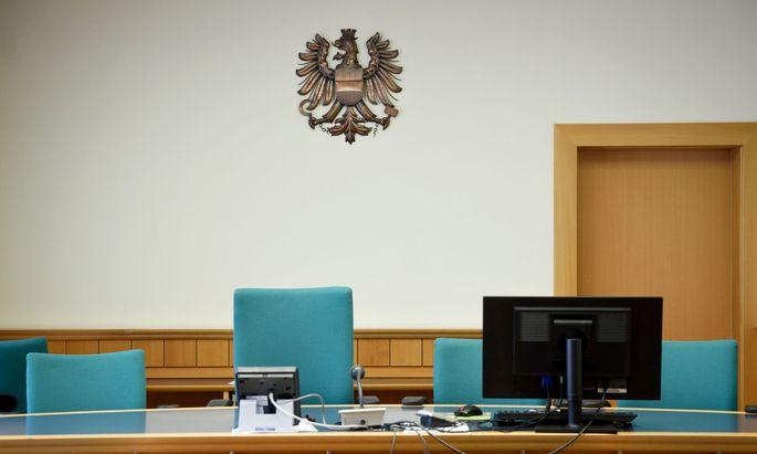 Symbolbild: Gerichtssaal