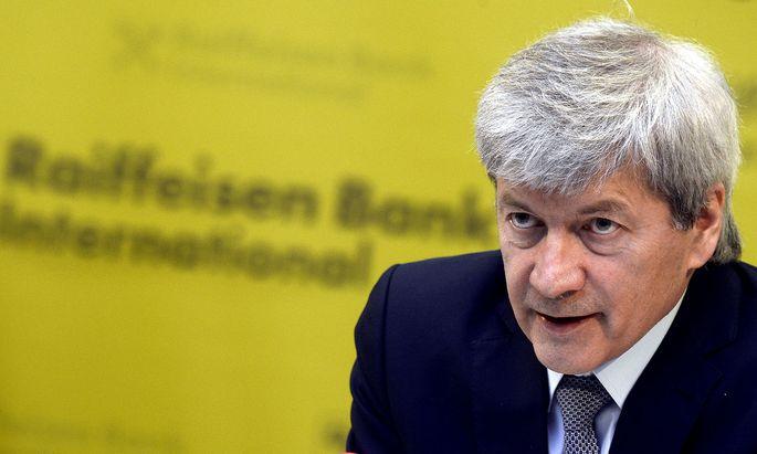 RBI-Chef Johann Strobl.