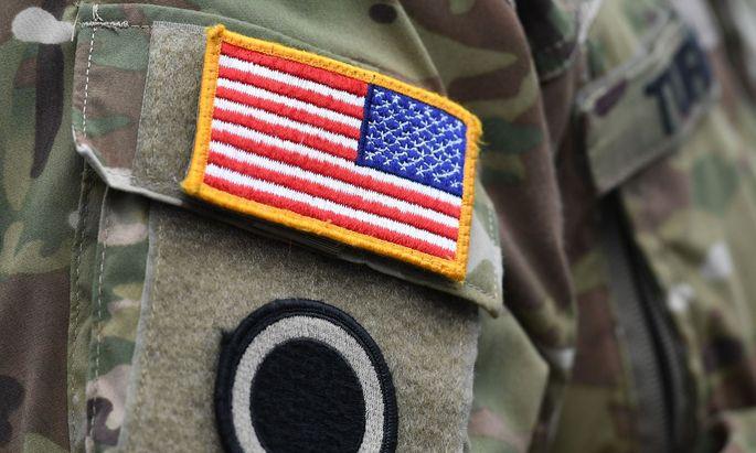 Bis zu 170.00 Soldatinnen und Soldaten haben die USA in 150 Ländern stationiert.