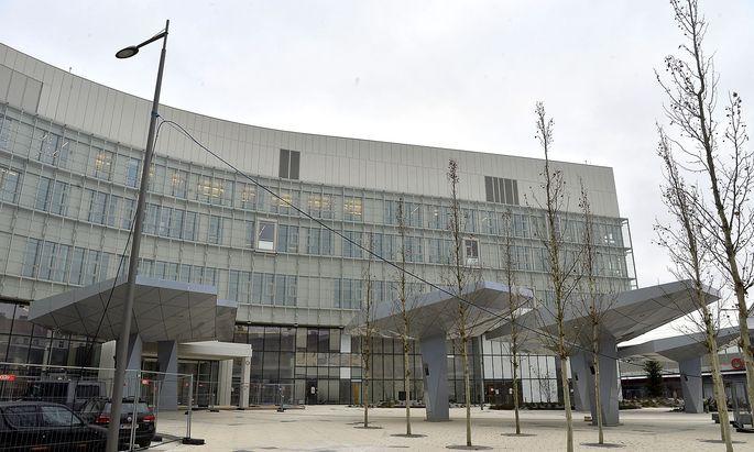 KRANKENHAUS Archivbild: Das Krankenhaus Nord, aufgenommen im Dezember.