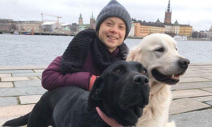 Greta Thunberg ist wieder zuhause in Stockholm.