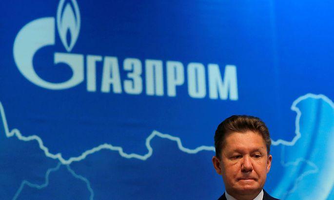 Gazprom-Vorstand Alexei Miller.