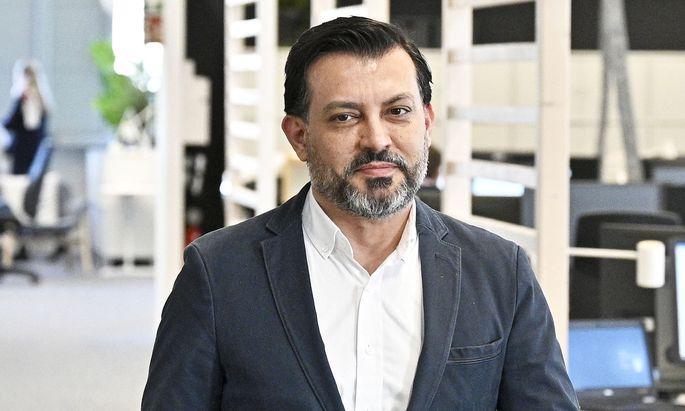 Der neue Ikea Österreich-Chef Alpaslan Deliloglu